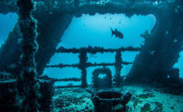 Wreck Dive c58 Anaya Cancun