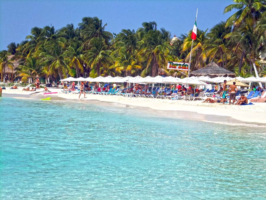 Belize City To Holbox Island
