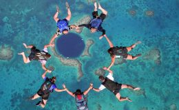 Skydiving-Belize