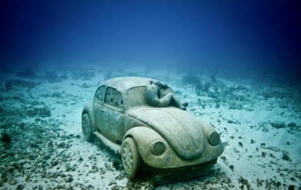 Underwater Museum 2