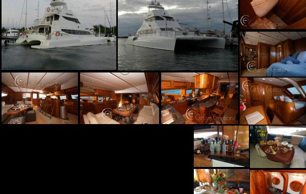74′ Custom Catamaran