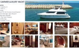 55′ Carver Luxury Yacht 2
