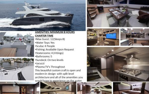 60′ Catamaran