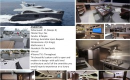 60′ Custom Luxury Catamaran