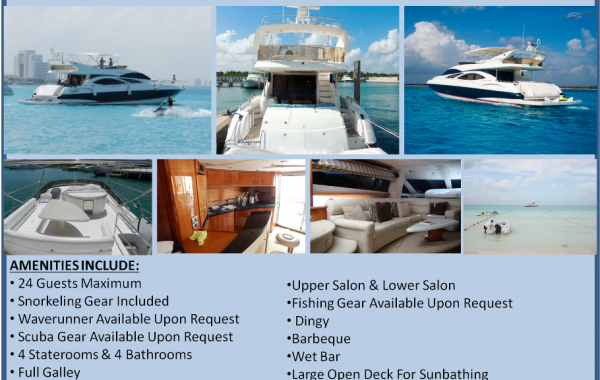 74′ Sunseeker Manhattan