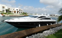 Sunseeker Predator 82 ft 5