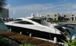 Sunseeker Predator 82ft 6