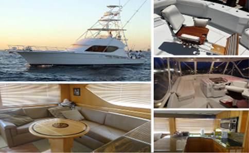 Fishing Yacht Charters