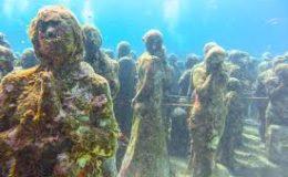 Underwater Museum Isla Mujeres
