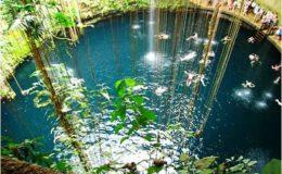 cenote-ikil