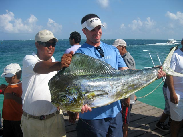 Fishing cancun cancun fishing charters deep sea fishing for Cancun fishing trips