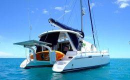 40′ 13 Catamaran Pics