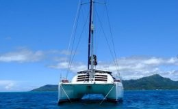 40′ 4 Catamaran Pics