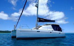 40′ 8 Catamaran Pics