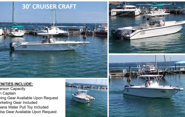 30' Cruiser Craft