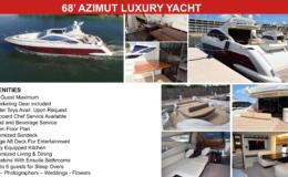 68′ Azimut Luxury Yacht-1