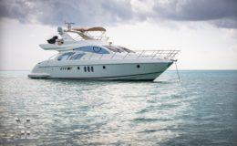 55′ Azimut Luxury Yacht 7