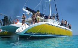 Catamaran Cancun (2)