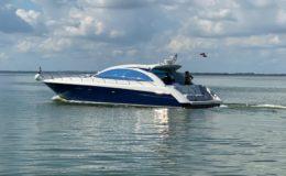 55′ Ferretti Luxury Yacht