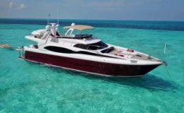 80′ Dyna Luxury Yacht