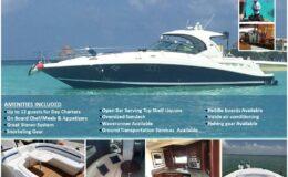44′ Sea Ray Sport Yacht