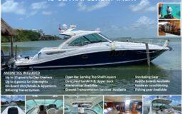 48′ Sea Ray Luxury Yacht