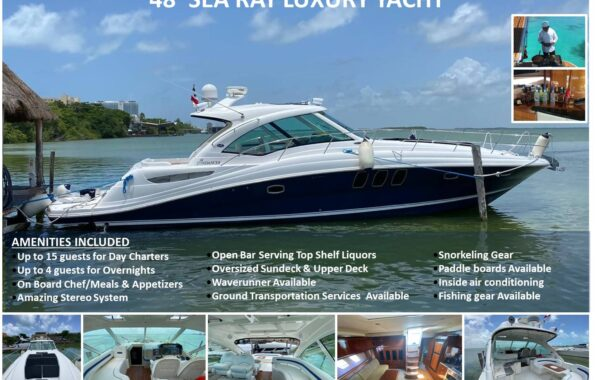 48′ Sea Ray Sport Yacht
